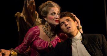 Olivia Betzen (Manon) and Sean Christensen (Des Grieux), Manon, Photo: Mark Baker