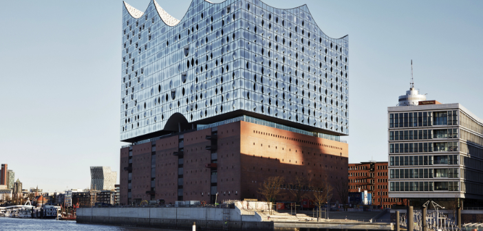 Elbphilharmonie, Photo: Maxim Schulz