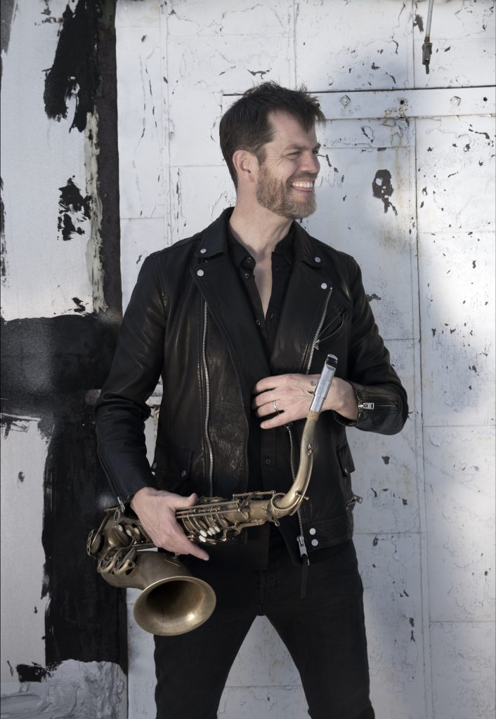 Donny McCaslin, Photo: Jimmy King