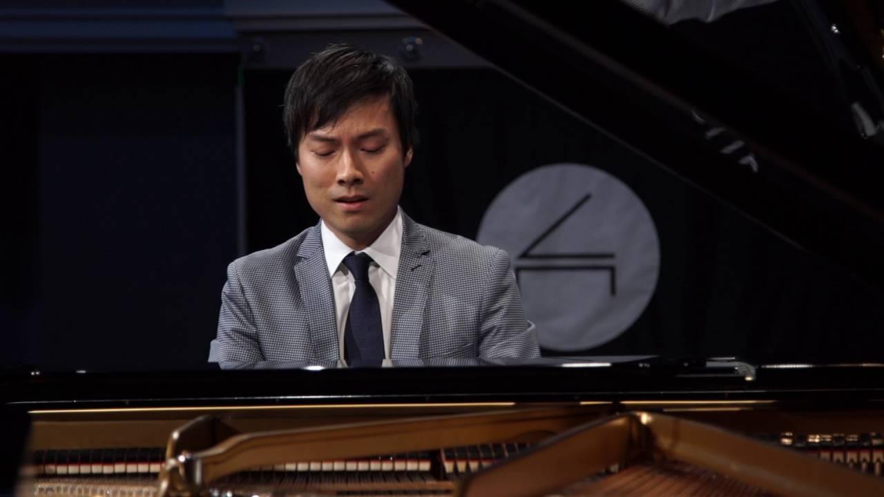 Thomas Yu, Cliburn Amateur Competition, Source: Youtube