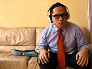 Paolo Kapunan / DJ P-Love