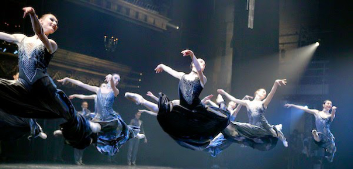 Eifman Ballet performs Anna Karenina to music by Tchaikovsky in Montreal's Place des Arts 15-18 April