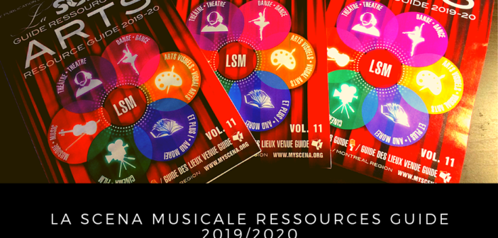 Our 2019-20 Arts Resource Guide Is Here !