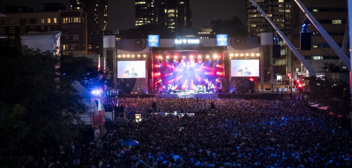 Montreal Jazz Fest and Francos scheduled for September