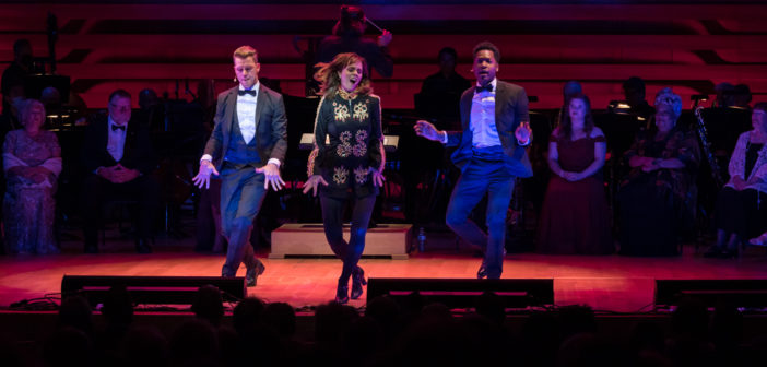 Follies in Concert: Live music makes a welcome comeback